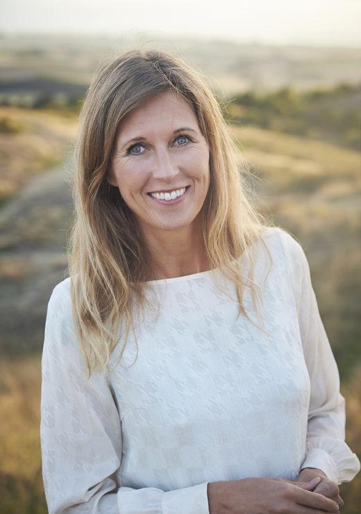 Stresscoach og forfatter Lisbeth Fruensgaard