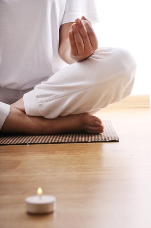 mindfulness og meditation med Lisbeth Fruensgaard