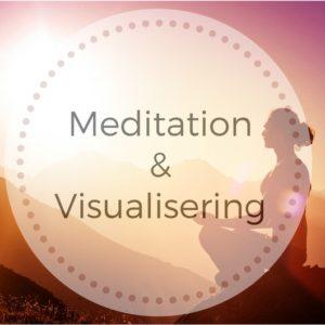 meditation & visualisering -  Kuren mod stress, stresshåndtering med stresscoach Lisbeth Fruensgaard, onlineforløb mod stress