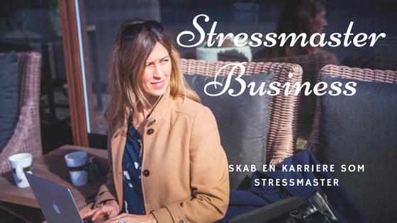 Gør karriere som stresscoach, Stressmaster Uddannelsen, Certificeret stresscoach uddannelse i Vejle med stresscoach Lisbeth Fruensgaard