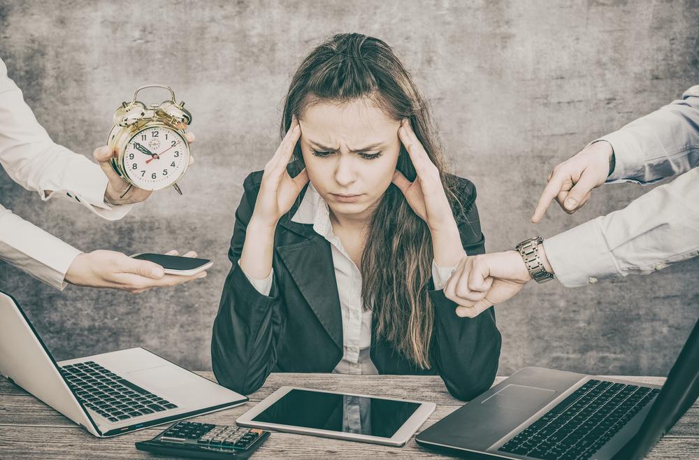 Stress og afbrydelser