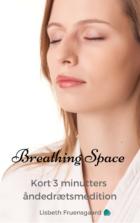 Kort åndedrætsmeditation med Lisbeth Fruensgaard