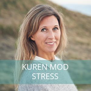 Kuren mod stress, stresshåndtering med stresscoach Lisbeth Fruensgaard, onlineforløb og personligt forløb mod stress