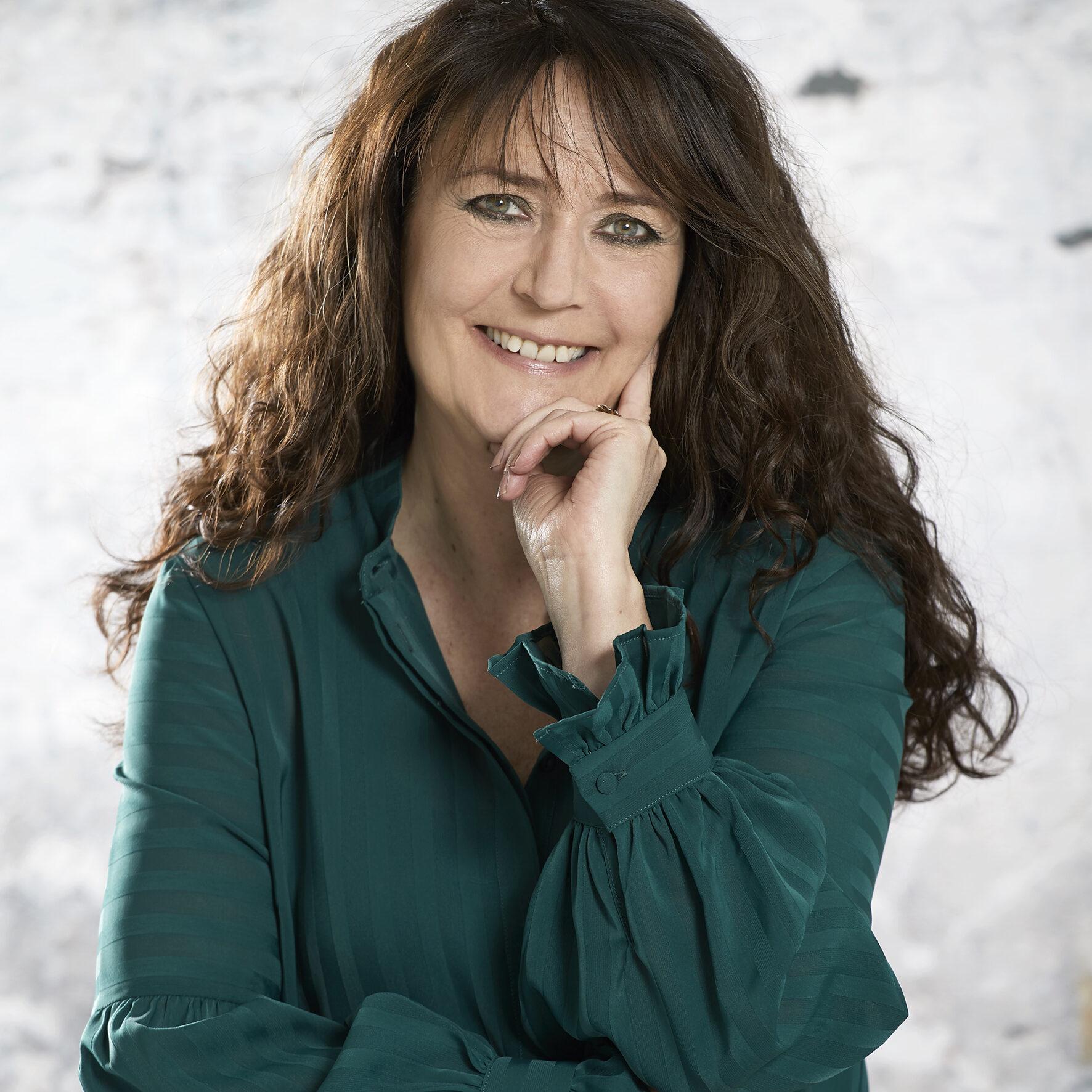 Stressmaster Tina Schjødt